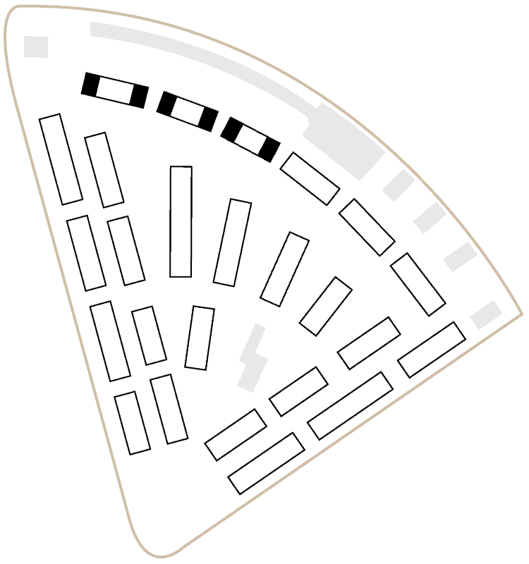 2 værelser, 62 m2 - Sct. Jørgens Park